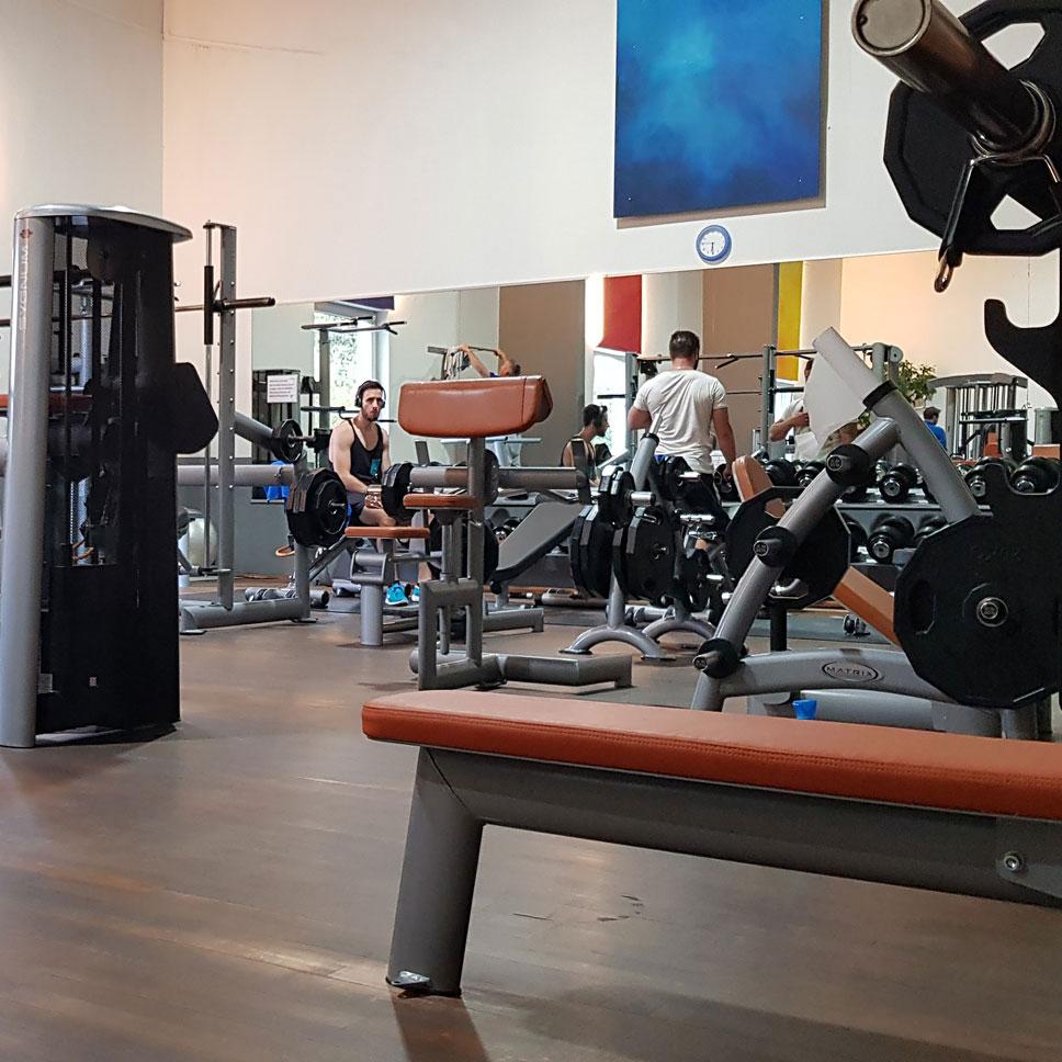 Fitnessstudio Sportpark Laupheim